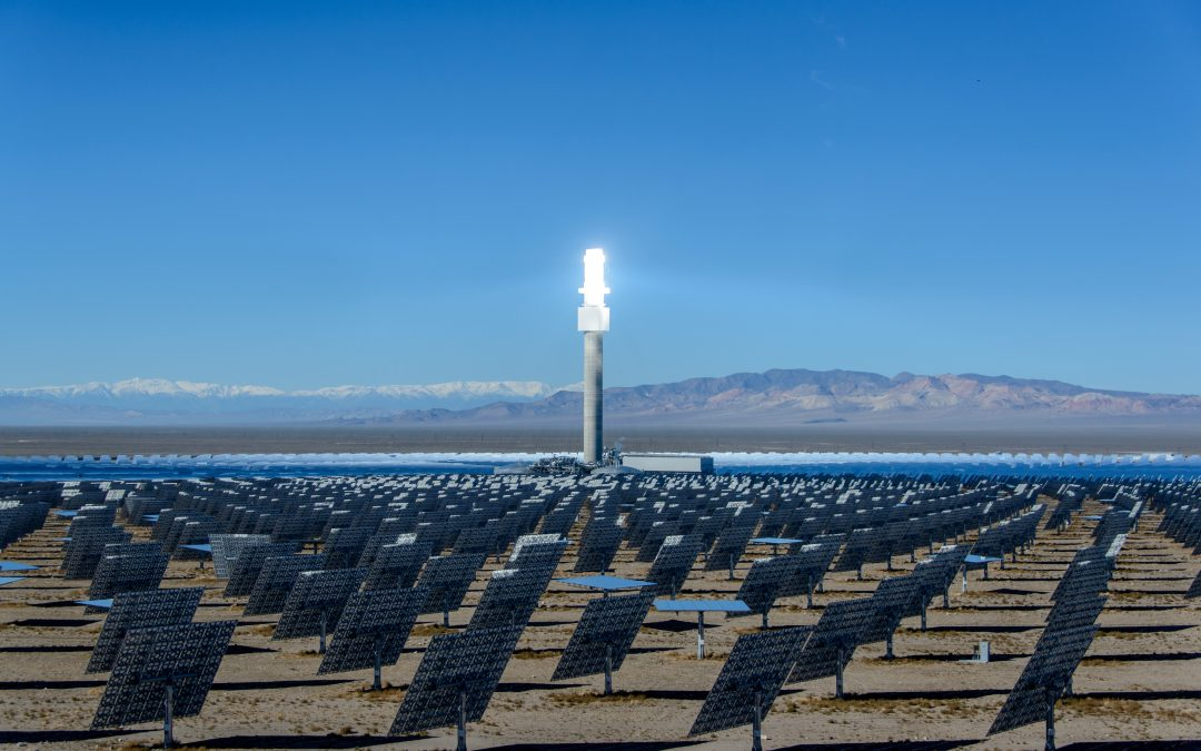 Solar Energy Versus Increased Oil Leases in Nevada