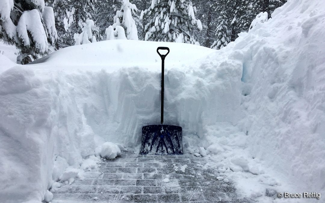 Zen and the Art of Snow Shoveling